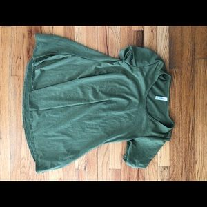 LLR Perfect Tee Olive XS